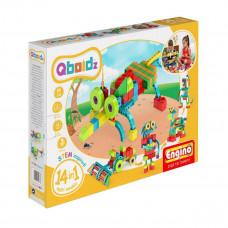 Конструктор: QBOIDZ набор из 14-и моделей
