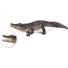 Mojo Animal Planet Аллигатор с открывающейся/закрывающейся челюстью