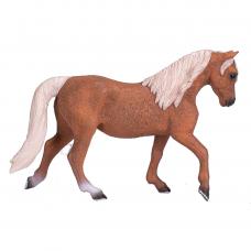 Mojo Animal Planet Конь породы Морган, цвета паломино