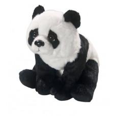 Мягкая игрушка «Панда» Leosco стоящая, черно-белая, 26 см, 4028667189957
