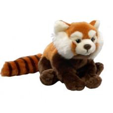 Мягкая игрушка «Красная панда» Leosco коричнево-красная, 20 см, 4028667179712