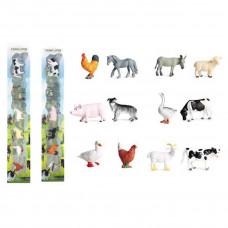 Игровой набор Домашние животные, 6 фигурок, в ассортименте НАША ИГРУШКА 645164