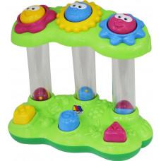"""Развивающая игрушка """"Забавный сад"""" (в сеточке), со звуком 47090"""