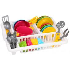 Набор посуды Кухонный №5 в ассортименте ТехноК 3282