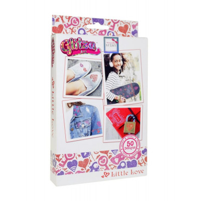 Набор тату-наклеек Маленькая любовь Glitza Fashion Lukky Т18779