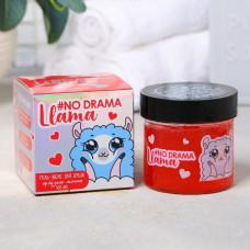 "Гель-желе для душа ""No Drama Llama"", с ароматом арбуза"