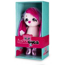 Мягкая игрушка Maxi Eyes «Зайка Айя» розовая, 22 см, MT-MRT081902-22