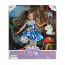 """Игровой набор """"Красотка"""" в комплекте: кукла Фея 29 см, предметов 1шт, коробка 644960"""