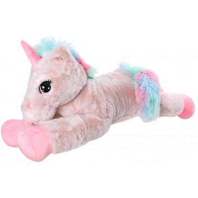 Мягкая игрушка «Единорог Радуга» розовый Fluffy Family, 48 см 681699