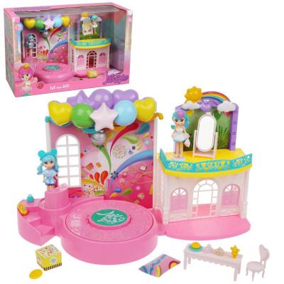 """Игровой Набор """"Домик"""", в комплекте предметов 22 шт, коробка 645014"""