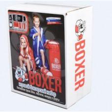 Боксерский набор №1, Н-300мм, в ассорт, в подарочной упаковке