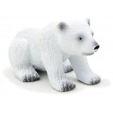 Mojo Фигурка Белый полярный медвежонок, 4см