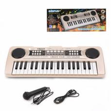 Синтезатор Bigfun 37 клав., запись, микрофон.