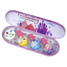Игровой набор Princess детской декоративной косметики для ногтей 595228