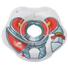 "Круг на шею Flipper для купания малышей ""Рыцарь"" FL006"