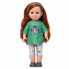 Кукла Анна Кэжуал 1. Весна. 42 см. Озвученная