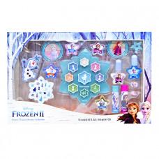 Игровой набор Frozen детской декоративной косметики для лица и ногтей