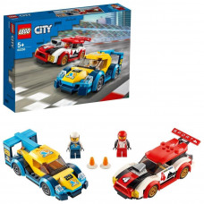 Конструктор LEGO City Nitro Wheels Гоночные автомобили