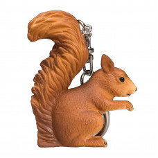 Mojo Брелок с фигуркой Белка Animal Planet 387431