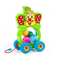 """Бимбосфера """"Клоун"""" с шариками, Полесье 54425"""