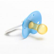 Пустышка латексная классическая «Пчёлка» с кольцом, от 0 мес., цвета МИКС