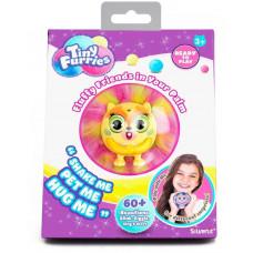 Интерактивная игрушка Пушистик Tiny Furries Mocha Silverlit, желто-розовый, 8 см, 83690_9