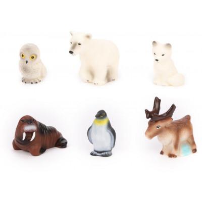 Набор ПВХ Животные Арктики и Антарктики Весна В3467