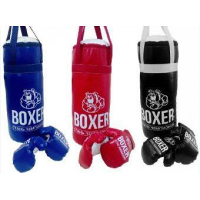 Боксерский набор №1, Н-300мм, в ассорт