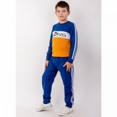 Костюм спортивный для мальчика футер-двунитка Юлла 8458300101