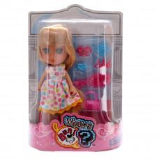 Набор кукла 16см с  аксес-ми.