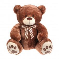 Мягкая игрушка «Мишка Бантик» коричневый, Fluffy Family, 60 см 681510