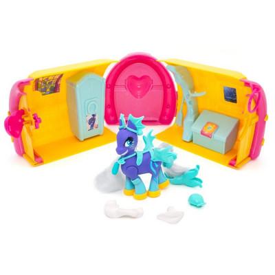 Игрушка-сюрприз Ekinia пони в конюшне в ассортименте 31025