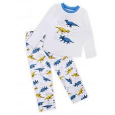 """Пижама  """"Динозавры"""" для мальчика 16630"""