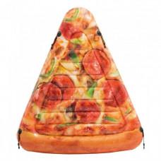 Надувной матрас Кусочек пиццы 175х145 см
