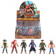 Фигурки пиратов в коробке Наша игрушка