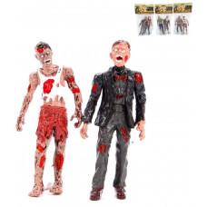 Игровой набор фигурок зомби 2 шт Наша игрушка