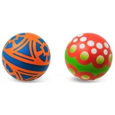 Мяч детский Василек/Ягодка 20 см, окраш. по трафарету, в ассорт.