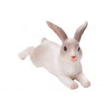 Фигурка Mojo кролик (лежит), 3,5 см