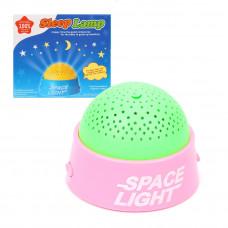 Ночник Баюшки, Проектор, Разноцветная Подсветка в ассортимент 632474