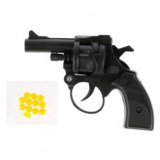 Пистолет с пульками 11*2*8СМ