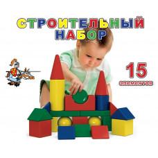 Строительный Набор (15 Элементов) 103681