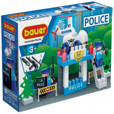 Конструктор «Полиция: Вертолетная площадка», 48 элементов
