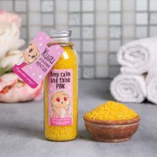 Жемчуг для ванны Keep calm and think pink, 75 г