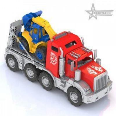 Трейлер для перевозки Аризона (с трактором)