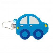 Детские кусачки «Машинка» с резиновым элементом