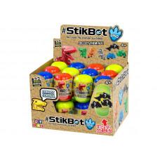 Игрушка Stikbot. Динозавр в яйце