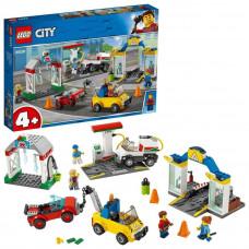 Конструктор LEGO City Town Автостоянка