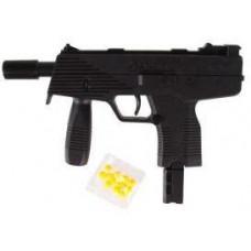 Автомат механический, в комплекте: пластмассовые пули пакет 1 шт НАША ИГРУШКА 66606