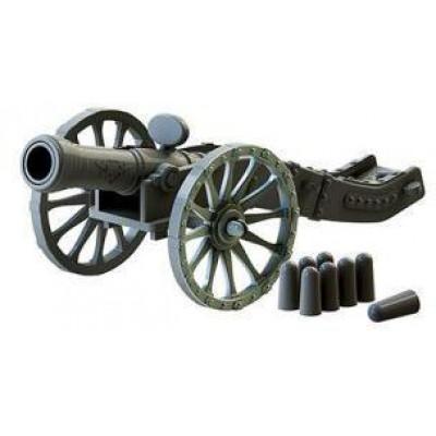 Игровой набор Пушка БИПЛАНТ 12064