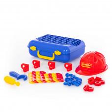 """Детский набор инструментов """"Механик 2"""" (31 элемент) (в чемодане) Полесье"""